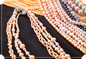 Freshwater pearl Accessories 淡水パールアクセサリー
